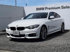 BMW 4シリーズグランクーペ の中古車 440i Mスポーツ 三重県津市 508.0万円