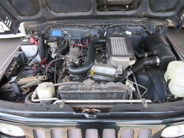 ■エンジン自体はノーマルです。街乗りのみの車だったのでご安心ください。