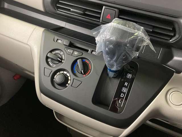 ◆マニュアルエアコン【1列目シート、セカンドシートにも快適な空調をお届け致します。】