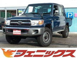 トヨタ ランドクルーザー70ピックアップ 4.0 4WD 5速マニュアルOPデフロックSDナビ地デジTV
