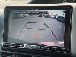 【 ナビゲーション 】安心のバックカメラ付きですので、運転に自信のない方でもご安心ください!