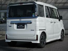 安心の東海マツダ認定ユーカー 2020年式、 長い安心の新車保証継承整備付きのフレアワゴンです!!!人気のピュアホワイトパール!走行約580km嬉しい両側電動スライドドア装備です♪