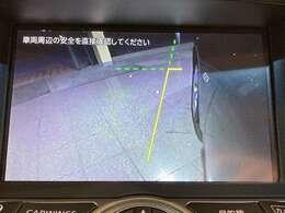 【サイドモニター】装備で死角側も安心ですね!細い道を通る時なども便利です☆