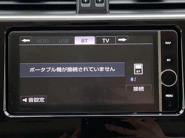 【純正ナビ(NHZD-W62G)】CD/DVD/Bluetooth/フルセグTV/音楽録音機能