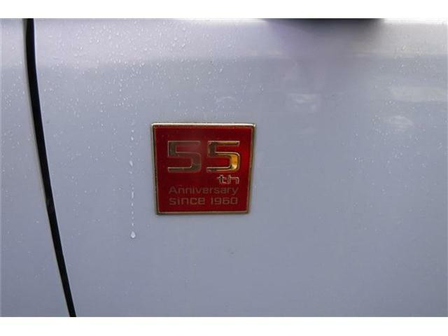 55周年記念車エンブレム!