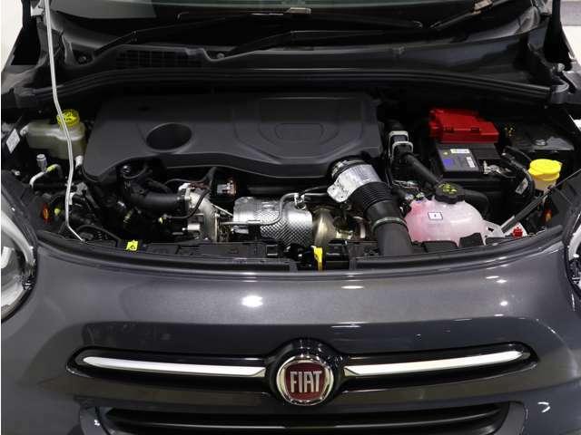 新しくなったエンジンは低燃費かつ申し分のない力を備えてます!