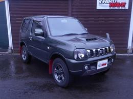 スズキ ジムニー 660 ランドベンチャー 4WD 社外ナビ