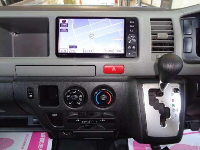 SDナビ・フルセグTV(DVD・CD・BT・SDオーディオ)・バックカメラ!!高額部分ですので嬉しいおまけ!ドライブレコーダー取付や最新ナビへのグレードアップも承ります!