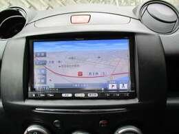 ナビゲーションシステム装備!地上デジタルTV(ワンセグ)