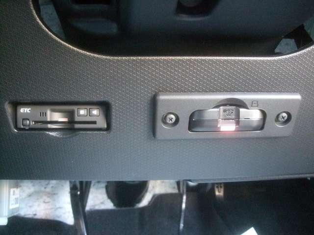 ビルトインETC ドライブレコーダー