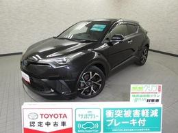 トヨタ C-HR ハイブリッド 1.8 G LED エディション バックモニター スマートキー 1オーナー