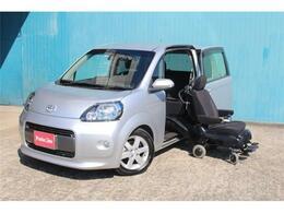 トヨタ ポルテ 1.5 F ウェルキャブ サイドアクセス車 脱着シート仕様 Aタイプ 電動式 サイドアクセス車Aタイプ脱着シート仕様