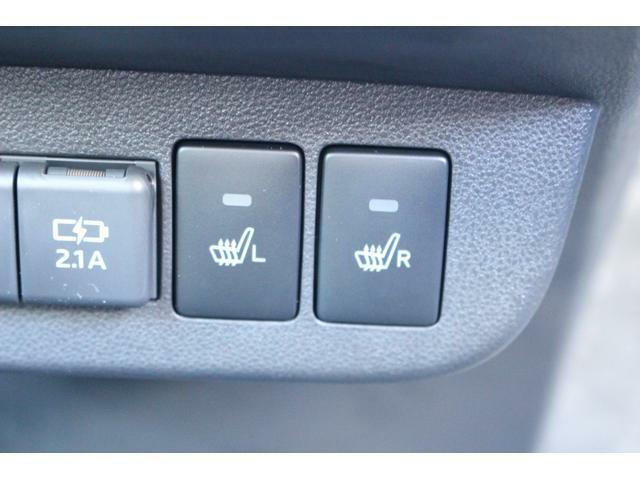 シートの表面を温め、寒い日のドライブを快適にしてくれるシートヒーターが装備されています☆すぐに温まるので、冬場は大活躍しますよ♪
