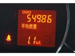 走行は54900km