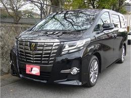 トヨタ アルファード 2.5 S Aパッケージ タイプ ブラック 禁煙車 ドラレコ サンルーフ リヤモニタ