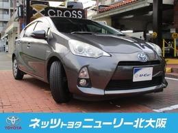 トヨタ アクア 1.5 S ナビ付き ETC ワンオーナー