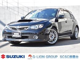 スバル インプレッサハッチバックSTI 2.0 WRX 4WD ノーマル車/OPレカロシート/OP18アルミ