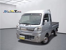 ダイハツ ハイゼットトラック 660 ジャンボ 3方開 4WD 軽トラ オートマ エアコン キーレス
