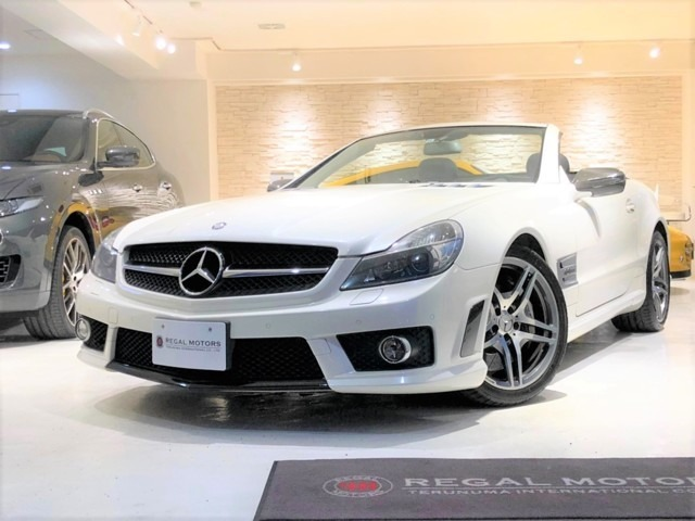 SL63AMG performance & carbon packageのご紹介です