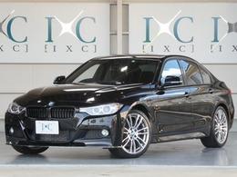 BMW 3シリーズ 320d Mスポーツ 新品エアロ ナビTV 軽減ブレーキ 純正19AW