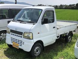 マツダ スクラムトラック 660 KU 3方開 4WD MT車