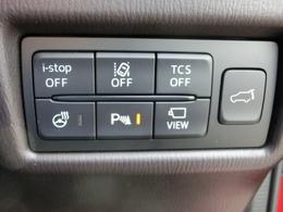 環境と燃費にやさしいアイストップに安全な走行をサポートする横滑り防止機能・車線逸脱警報装置・パーキングセンサー・パワーゲートなどなど装備充実☆