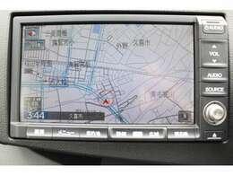 ◆純正HDD(ハードディスク)ナビ搭載車!!地図データの情報量や音楽CDの録音機能が最大の魅力です。一度録音されたCDは車内保管の必要が無く、場所を有意義に使用できます!!