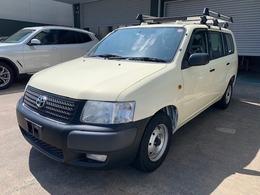 トヨタ サクシードバン 4WD