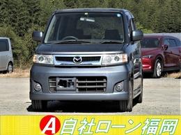 マツダ AZ-ワゴン 660 カスタムスタイル X スマートキー アルミホイール 車検整備付き