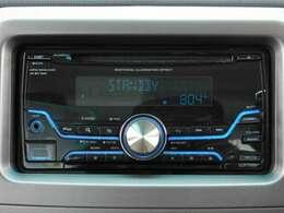 ☆インテグレートCD・AM/FMラジオ♪☆ お手持ちのデジタルオーディオプレーヤーなどをつないで楽しめるUSB&AUX端子(Ф3.5プラグ)付