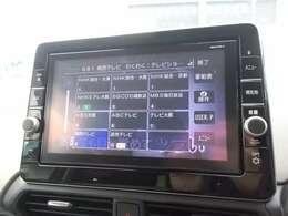 ナビは地図以外にもテレビやラジオの視聴も可能なので、出先でも最新情報を得る事ができます。