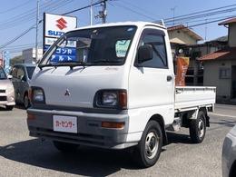 三菱 ミニキャブトラック 660 TS 三方開 4WD 5速マニュアル