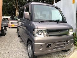 三菱 タウンボックス 660 LX ハイルーフ 4WD マニュアル ナビ バックカメラ 車検R3年6月