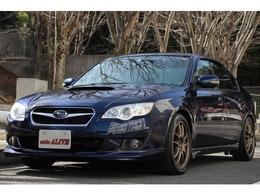 スバル レガシィB4 2.0 GT スマートセレクション 4WD 柿本マフラー WORK17AW ナビ TV 禁煙
