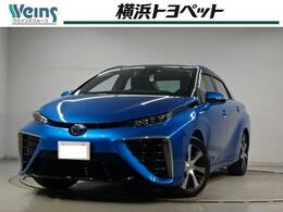 トヨタ MIRAI ベースモデル 大型ナビTV バックモニ ドラレコ FCV