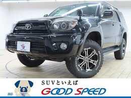 トヨタ ハイラックスサーフ 2.7 SSR-X 4WD 4WD SDナビTV RAYS17インチAW HID