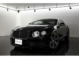 ベントレー コンチネンタルGT V8 4WD D車 右H 記録簿 ローダウン 白黒内装
