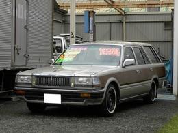 日産 セドリックワゴン 2000 GL コラムAT ベンチシート 8人乗り