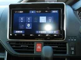 トヨタ純正9インチナビ!NSZT-Y68T搭載!フルセグTV、CD録音機能、DVD再生、Bluetoothオーディオ・ハンズフリー機能付き!