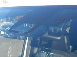 トヨタセーフティセンス搭載モデル!メーカーオプションドライブレコーダー!