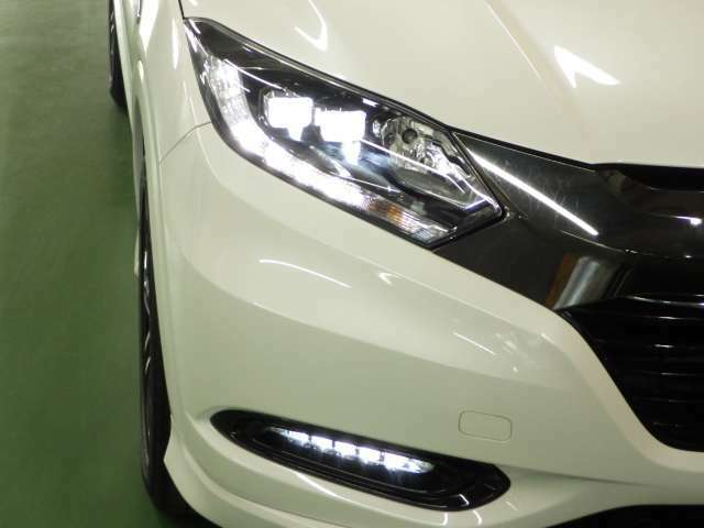 LEDヘッドライトは消費電力が少ないので寿命が長いですよ!明るさも十分で、夜間走行の負担を和らげてくれます!