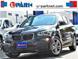 BMW X1 xドライブ 18d Mスポーツ 4WD インテリS NEWiDriveナビ DTV Bカメラ