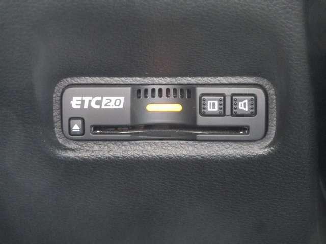 【ETC2.0】 高速道路もキャッシュレスでらくらく通過できるETC車載器を装備しています★