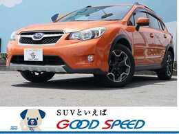 スバル インプレッサXV 2.0i-L アイサイト ポップスター 4WD 純正7型SDナビ サンルーフ ルーフレール