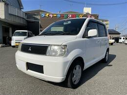 三菱 eKワゴン 660 サウンドビートエディション M