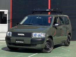 トヨタ プロボックスバン 1.5 DXコンフォートパッケージ ルーフラック TOYOTAグリル