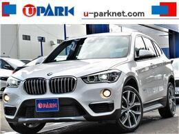 BMW X1 xドライブ 25i xライン 4WD ハイラインpkg 茶革 ACC インテリS OP19AW