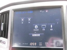 オーディオ機能はAM/FMラジオ、BTオーディオ機能と多彩です。 ドライブの出先でもお好きな音楽、番組を楽しめますね!