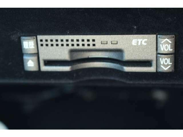 ETCを装備しています!