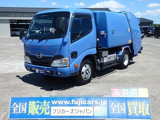 平成28年日野デュトロハイブリット!4.0D!当社クレーン・ダンプカー・トラック専門店 (トラックのフジ) で検索GO!!http://www.trucknofuji.jp/